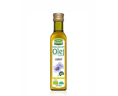 Olej ľanový 100% 250 ml BIO