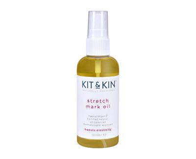 Kit & Kin Olej proti striám 100 ml
