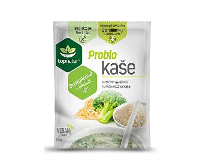 Probio kaše brokolicová s příchutí sýru 25 x 60 g