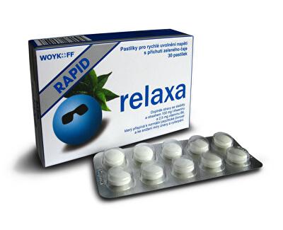 Woykoff Relaxa Rapid 30 pastilek