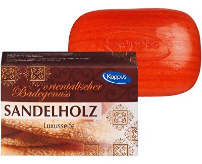 Toaletní mýdlo KAPPUS 100g 3-0500 Sandelholz