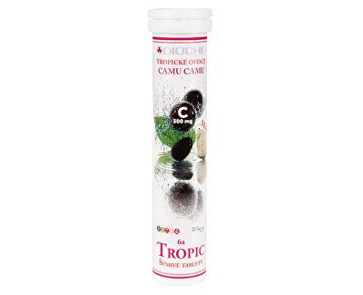 Vitamín Tropic šumivé tablety 20 tablet