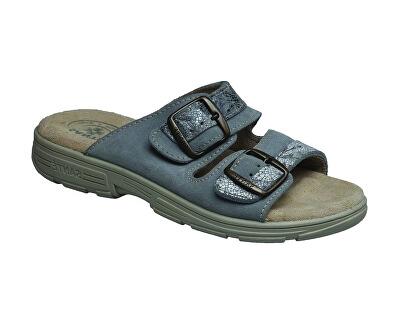 Zdravotná obuv dámska DM / 125/33 / 18R / SP šedá