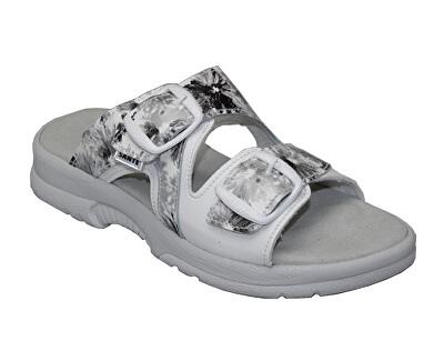 Zdravotní obuv dámská N/517/55/11K/10BP bílá