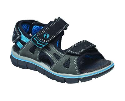 Zdravotná obuv detská IC / 332241 GRIGIO