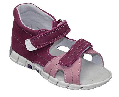 Zdravotná obuv detská N / 950/803/74/73 fialová