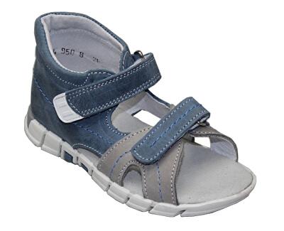 Zdravotná obuv detská N / 950/803/84/13 modrá