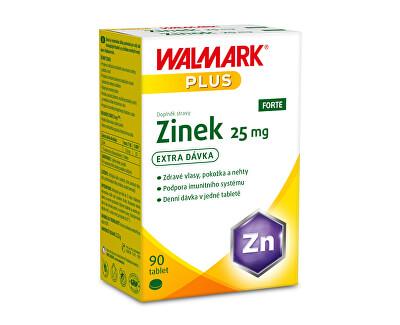 Walmark Zinek FORTE 25mg 90 tbl.