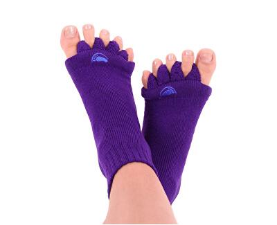 pro nožky Adjustačné ponožky PURPLE