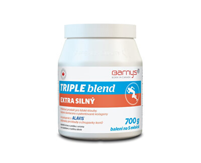 Triple Blend Extra Silný 700 g