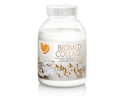 Biomedix Collagen Plus 400 g - pomeranč