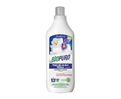 Tekutý prací gel na bílé prádlo (35 praní) 1 l