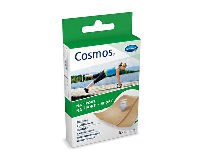 Cosmos náplasti na sport 5 ks