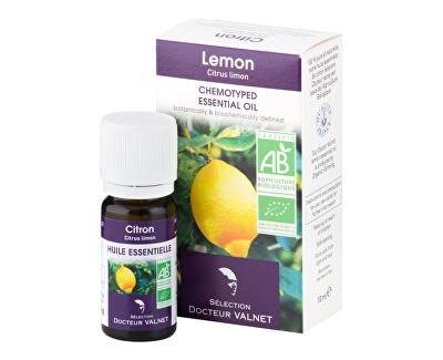 Éterický olej citron 10 ml BIO
