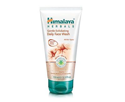 Exfoliační mycí gel na obličej 150 ml