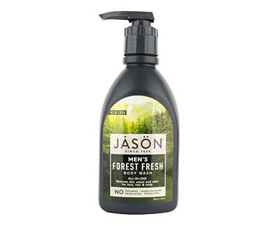 Gel sprchový pro muže Forest fresh 887 ml