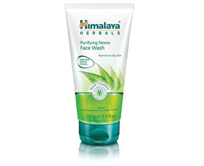 Himalaya Mycí gel na obličej z Nimba 150 ml