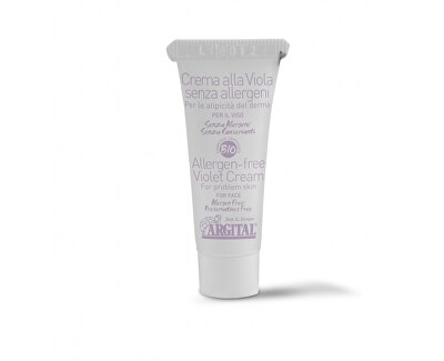 Argital Hypoalergénne krém na tvár s Violka 10 ml