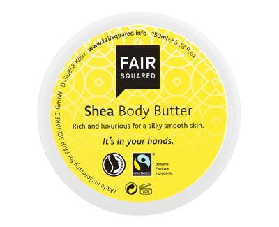 Máslo tělové karité 150 ml