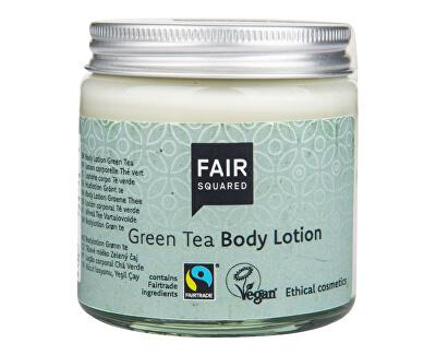 Mléko tělové zelený čaj 100 ml ZWP