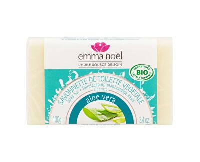 Mýdlo rostlinné aloe vera 100 g BIO