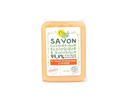 Mýdlo s pomerančovým esenciálním olejem 100 g
