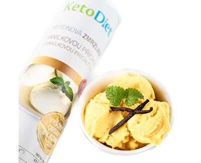 Proteinová zmrzlina s vanilkovou příchutí (20 porcí)