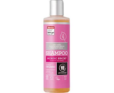 Šampon severská bříza na suché vlasy BIO 250ml
