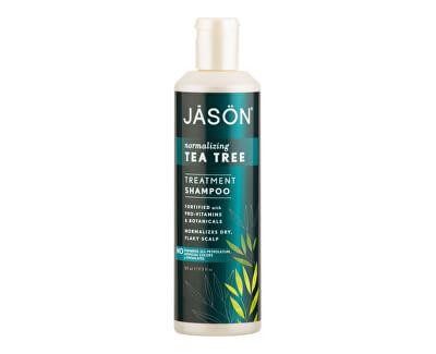 JASON Šampón tea tree 517 ml<br /><strong>Šampon tea tree</strong>