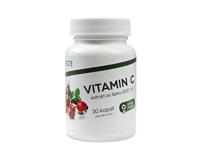 Vitamin C ze šípku 2000 mg 30 tablet