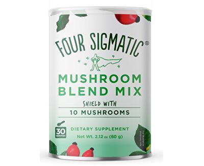Four Sigmatic 10 Mushrooms + Rose Hips Mix 60 g