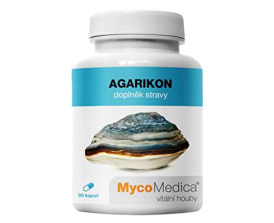 MycoMedica Agarikon 90 kapslí