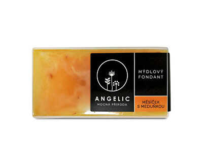 Angelic Mýdlový fondant Měsíček s meduňkou 200 g