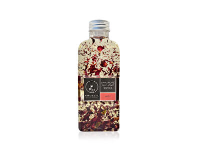 Angelic Sprchové olejové Cuvée Růže 200 ml