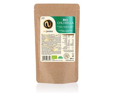 Chlorella 100 g prášok BIO