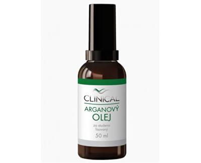 Clinical Arganový olej lisovaný za studena 50 ml