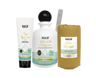 Marlay Cosmetics Domácí luxusní rituál na ošetření rukou a nohou