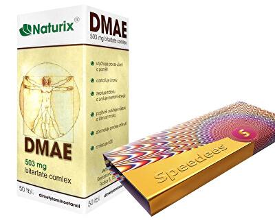 DMAE 50 tablet + Speedees 10 ks zdarma