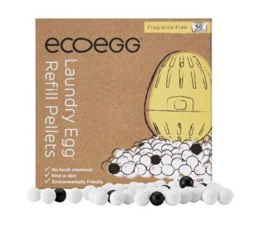 Ecoegg Ecoegg náhradná náplň do pracieho vajíčka 50 pranie bez vône