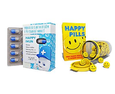 Happy Pills 75 tablet + Happy Imun 30 tablet