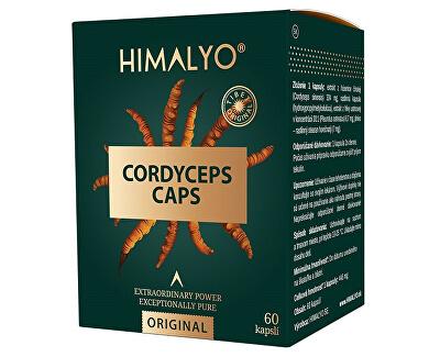Himalyo CORDYCEPS kapsle 60 ks