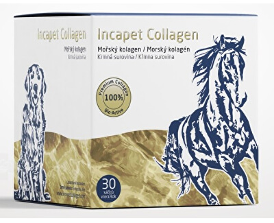 Inca Collagen Incapet Collagen 30 sáčků