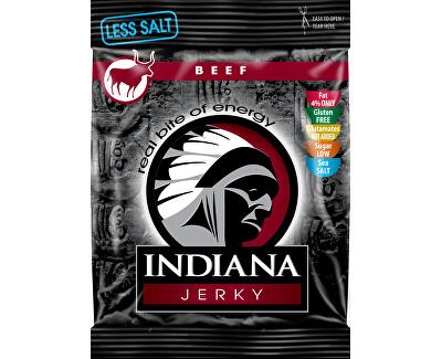 Indiana Jerky beef (hovězí) Less Salt 25 g