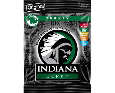 Indiana Indiana Jerky turkey (krůtí) Original 25 g