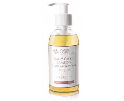 Jemný čisticí šampon s arganovým olejem - NEROLI 200 ml