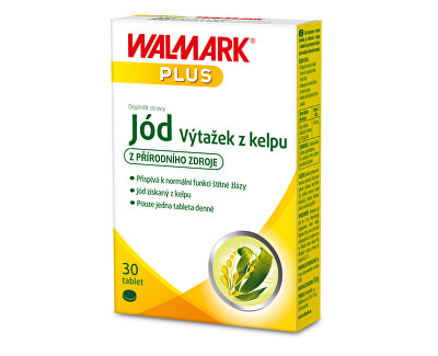 Jód z Kelpu 30 tablet