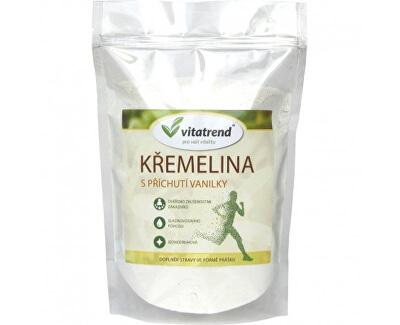 Křemelina Vitatrend 500 g s příchutí vanilky