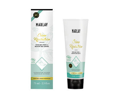 Marlay Cosmetics vyživující a regenerační krém na ruce a nohy 75 ml