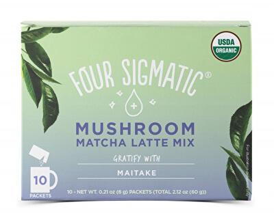 Matcha Latte + Maitake mushroom mix 10 ks