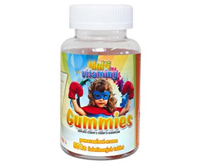 Multivitamíny Gummies 50 ks